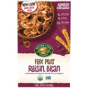 Nature's Path Organic Flax Plus Raisin Bran