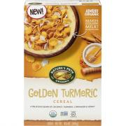 Nature's Path Organic Golden Turmeric Cereal