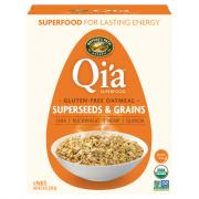 Nature's Path Qi'a Gluten Free Superseeds & Grains Oatmeal