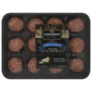 Carando Italian Meatballs