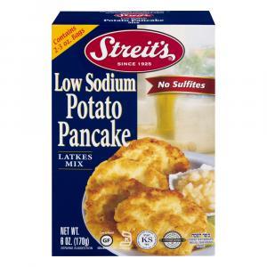 Streit's Potato Pancake Mix Low Sodium