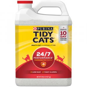 Tidy Cats Control Cat Litter 24/7 Performance