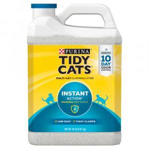 Tidy Cats Scoop Immediate Odor Control Cat Litter