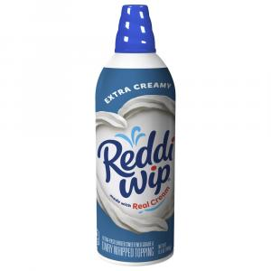 Reddi-Wip Extra Creamy Dairy Whipped Topping