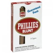 Phillies Blunt Regular Cigars