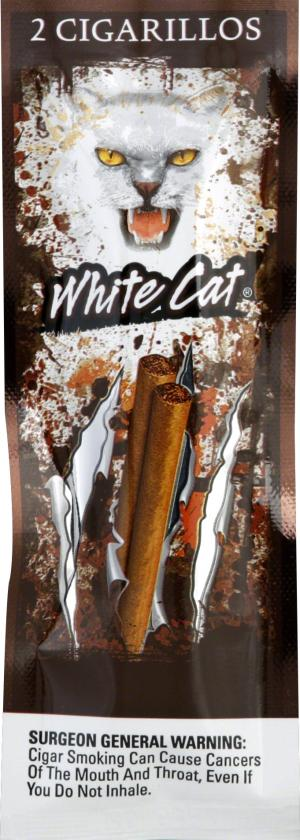 White Cat Foil Cigarillos