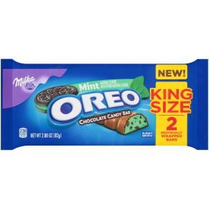Milka Oreo Mint King Size Candy Bar