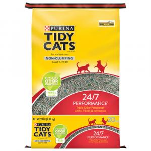 Tidy Cats Long Lasting Odor Control Red Cat Litter
