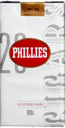Phillies Filter Tipped Original 100