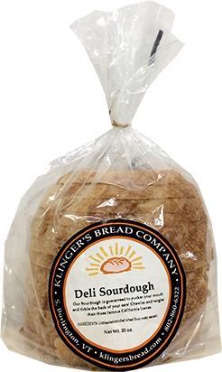 Klinger's Deli Sourdough