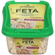 Athenos Garlic & Herb Feta Crumbles