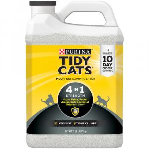 Tidy Cats Scoop 4 In 1 Strength