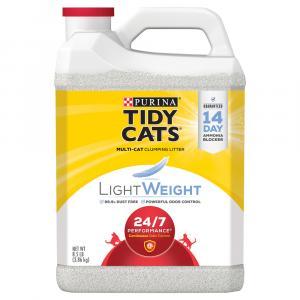 Tidy Cats Light Weight Litter