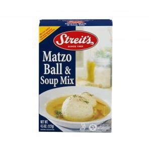 Streit's Matzo Ball Soup Mix