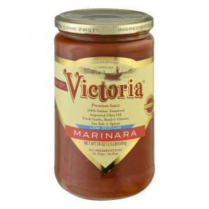 Victoria Low Sodium Marinara Sauce