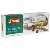 Streit's Hazelnut Cream Wafer Roll