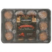 Carando Sicilian Meatballs Hot