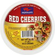 Pennant Red Cherries