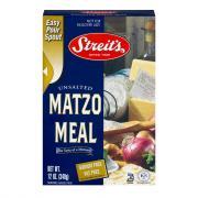 Streit's Matzo Meal