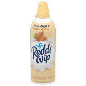 Reddi-Wip Non-Dairy with Almond Milk Whipped Topping