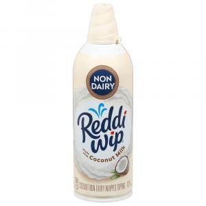 Reddi-Wip Non-Dairy with Coconut Milk Whipped Topping