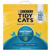 Tidy Cats Instant Action Odor Control Cat Litter Box