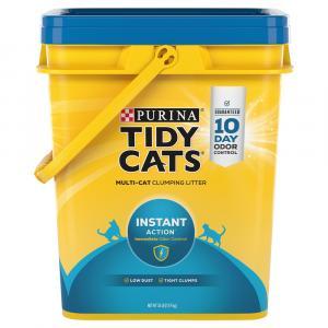 Tidy Cats Scoop Immediate Odor Control Cat Litter Pail