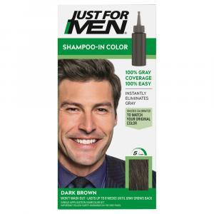 Just for Men Dark Brown Hair Color