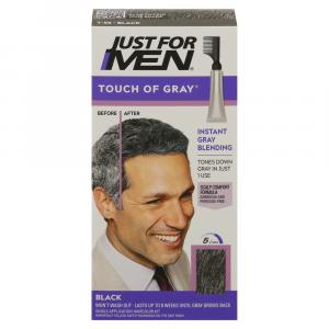 Just For Men Touch Of Gray Black