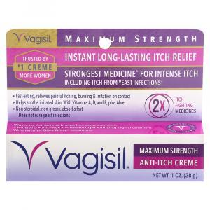 Vagisil Maximum Strength Creme