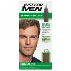 Just For Men Medium Brown Hair Color