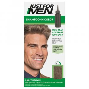 Just For Men Light Brown Hair Color