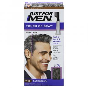 Just For Men Touch Of Gray Dark Brown