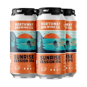 Northway Brewing Company Sunrise Session IPA