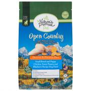 Nature's Promise Open Country Small Breed and Puppy Chicken,