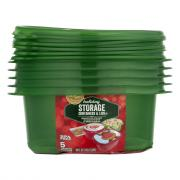 Limited Time Originals 6 Cups Holiday Storage Containers