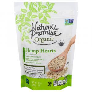 Nature's Promise Organic Hemp Hearts