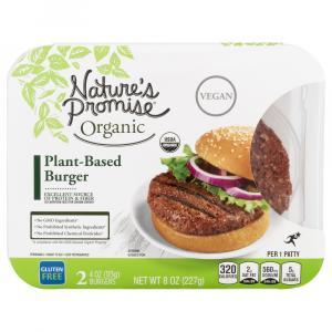 Nature's Promise Organic - Plant-Based Burger