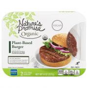 Nature's Promise Organic Plant Based Burger