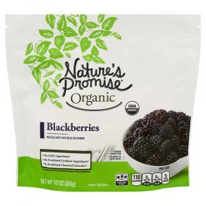 Nature's Promise Organic Frozen Blackberries