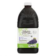 Nature's Promise Organic Grape Juice