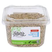 Nature's Promise Roasted Salted Sunflower Seeds