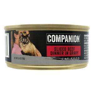 Companion Beef & Gravy Dinner