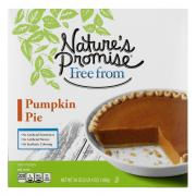 Nature's Promise Pumpkin Pie