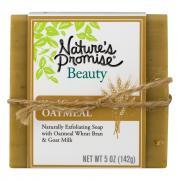 Nature's Promise Beauty Hand Cut Soap Oatmeal
