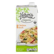 Nature's Promise Organic Chicken Stock