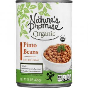 Nature's Promise Organic Pinto Beans