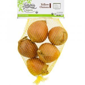 Nature's Promise Organic Yellow Onions