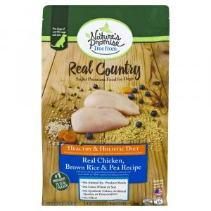 Nature's Promise Real Country Chicken and Brown Rice
