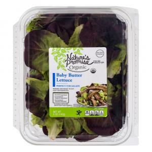 Nature's Promise Organic Baby Butter Lettuce